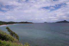 Seaside of Tarleton Point.