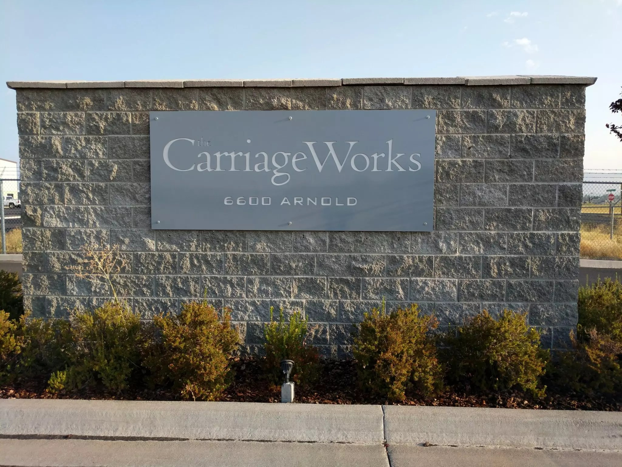 The Carriage Works Plans Move