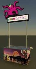 Pacific Park - Santa Monica, California