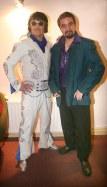 Audie Murphy ( Frankenstein ), Chris Hanlon ( Prince )