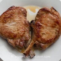 How To Cook Pork Chops (+ video!)