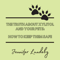 The Truth about Xylitol and Your Pets: How to keep them safe