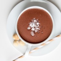 Chocolate Sea Salt Smoothie