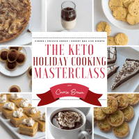 The Keto Holiday Cooking Masterclass