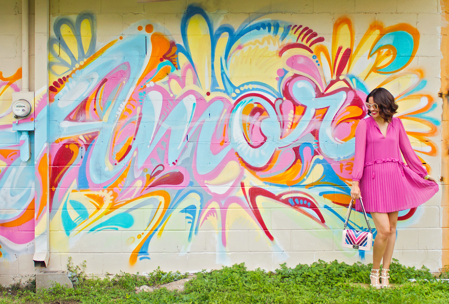 the most comprehensive guide to houston's colorful walls - carrie