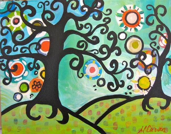 View Paintings Carrie Curran Art Studios