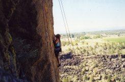 19 Sep 1999 Smith Rock - Butterknife Arete 2