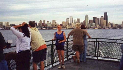 24 Aug 1999 Seattle - Bremerton Ferry