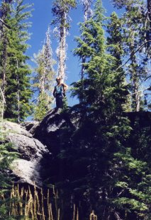 30 Sep 1999 Monty Many Lakes Trail