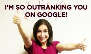 How My Company Outranks Competitors on Google With No Budget