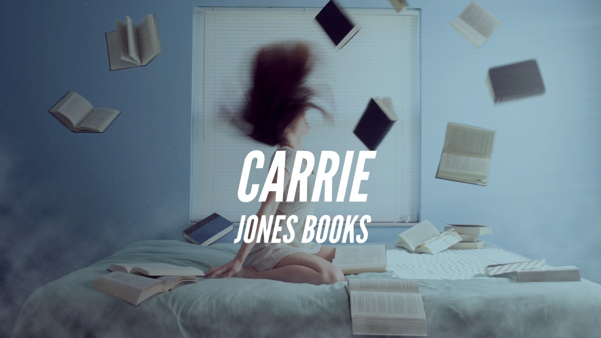 writing tips life tips carrie jones books