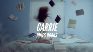 writing tips life tips carrie jones books