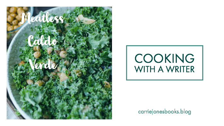 cooking with a writer meatless clad verde