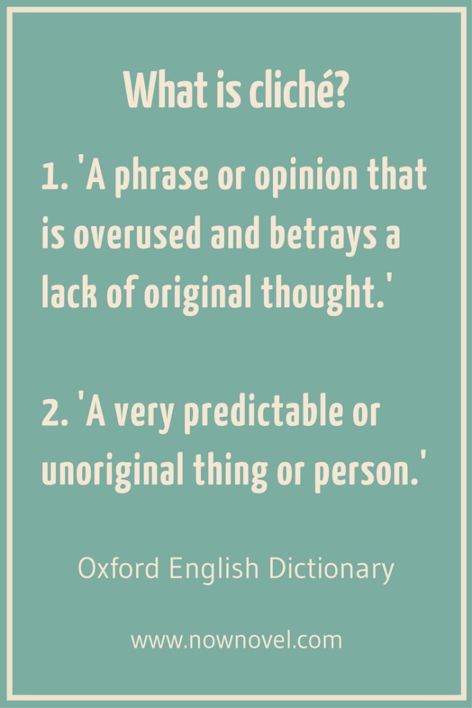 What-is-cliche-Oxford-definition