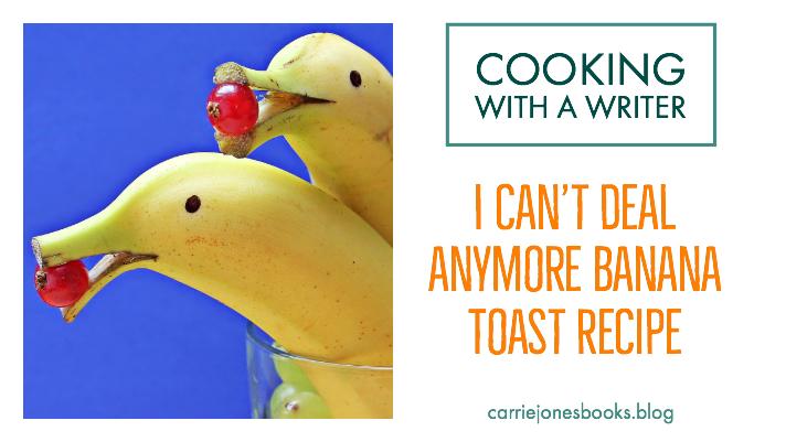 Banana and Peanut Butter Toast Recipe