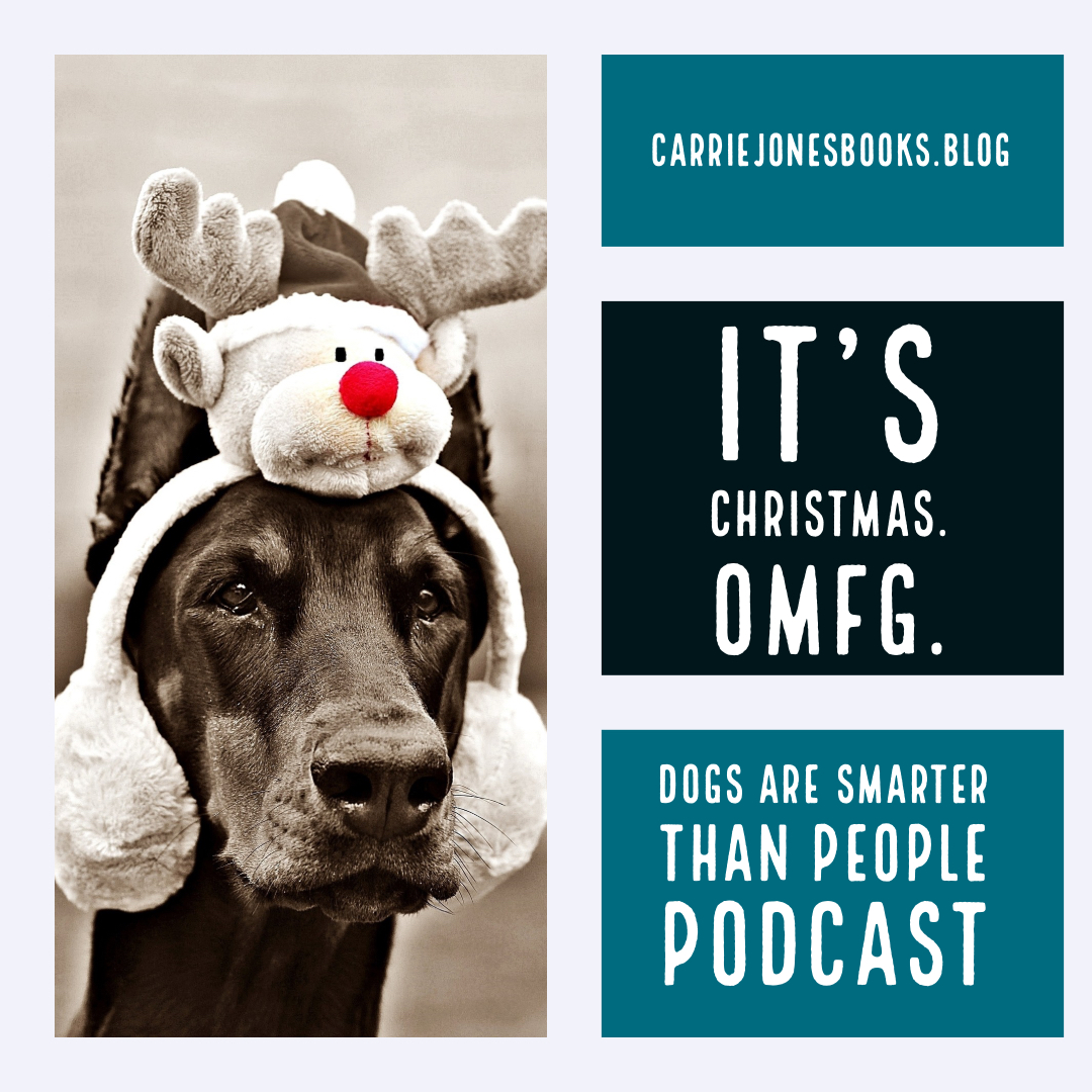 It's Christmas. OMFG. Podcast. Dogs are Smarter thAn People
