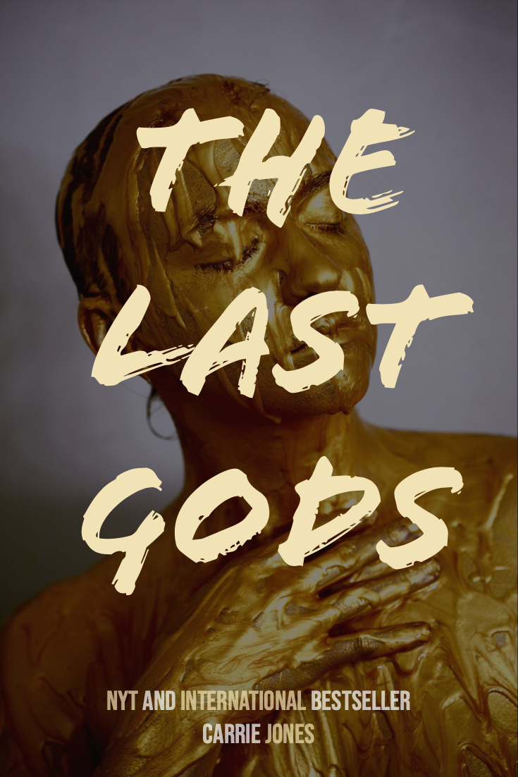 My YA Fantasy – THE LAST GODS