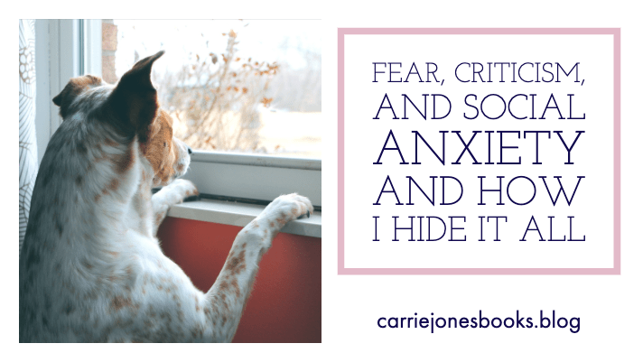 Fear, Criticism, and Social Anxiety