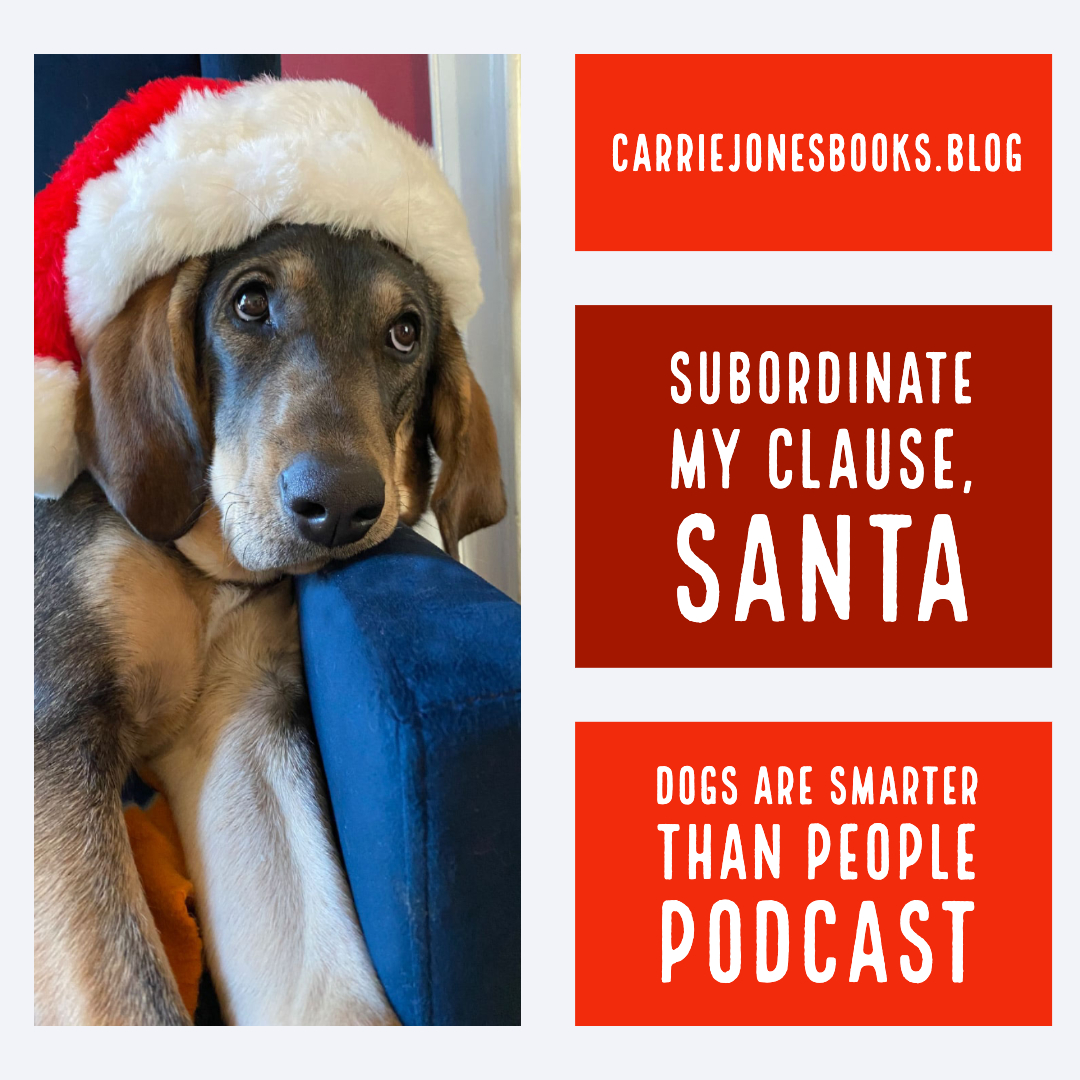 Subordinate My Clause, Santa