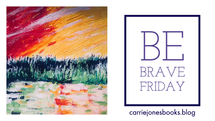 Be Brave Friday – Tired of Being a Ghost