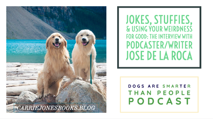 Jokes, Stuffies, And Using Your Weirdness for Good, An Interview with Jose De La Roca