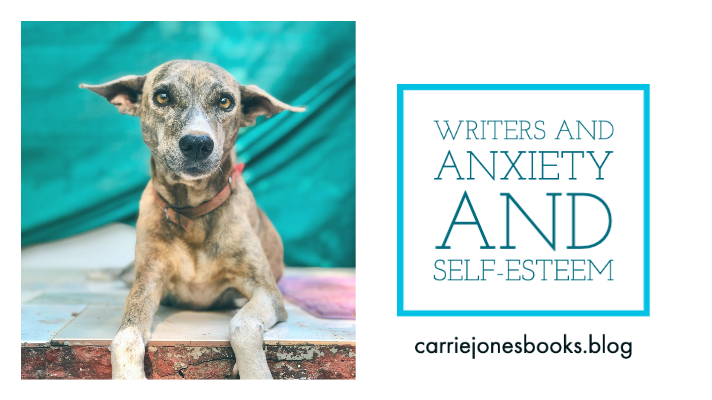 Writers and Dealing With Anxiety Part Two