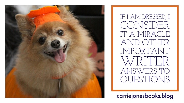 best writing coaches ever Carrie Jones