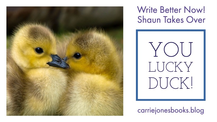 You Lucky Duck