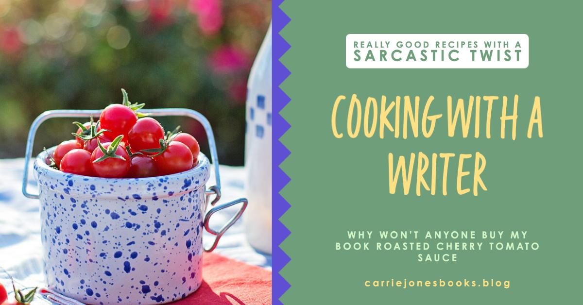 funny writing recipes