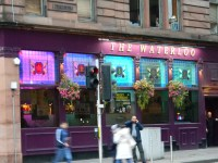 The Waterloo Restaurant, Glasgow