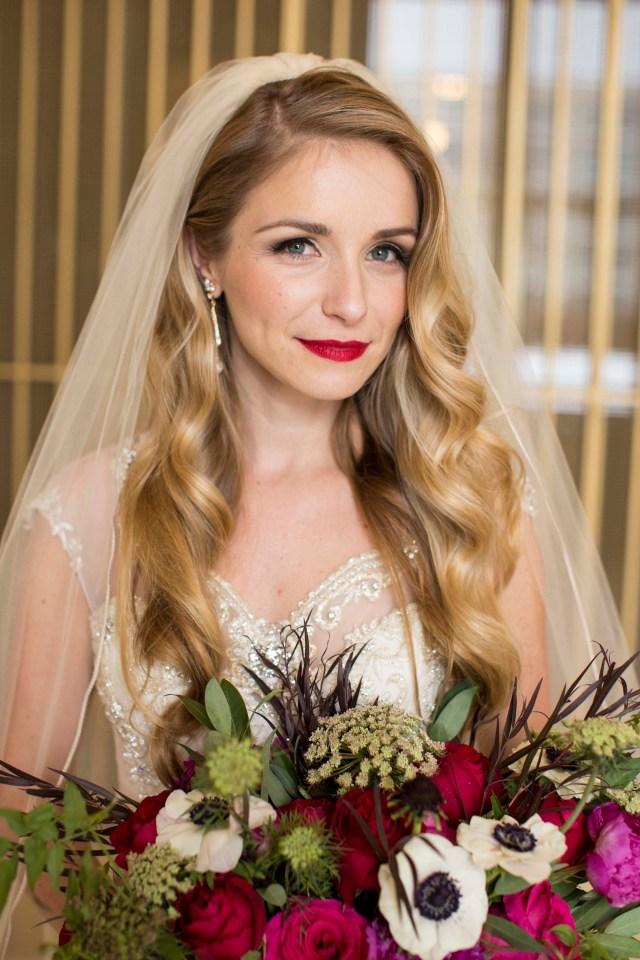 bridal | carrie purser