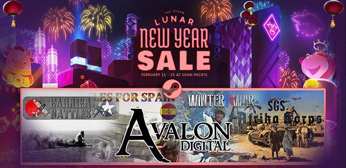 Lunar New Year Sale 2021
