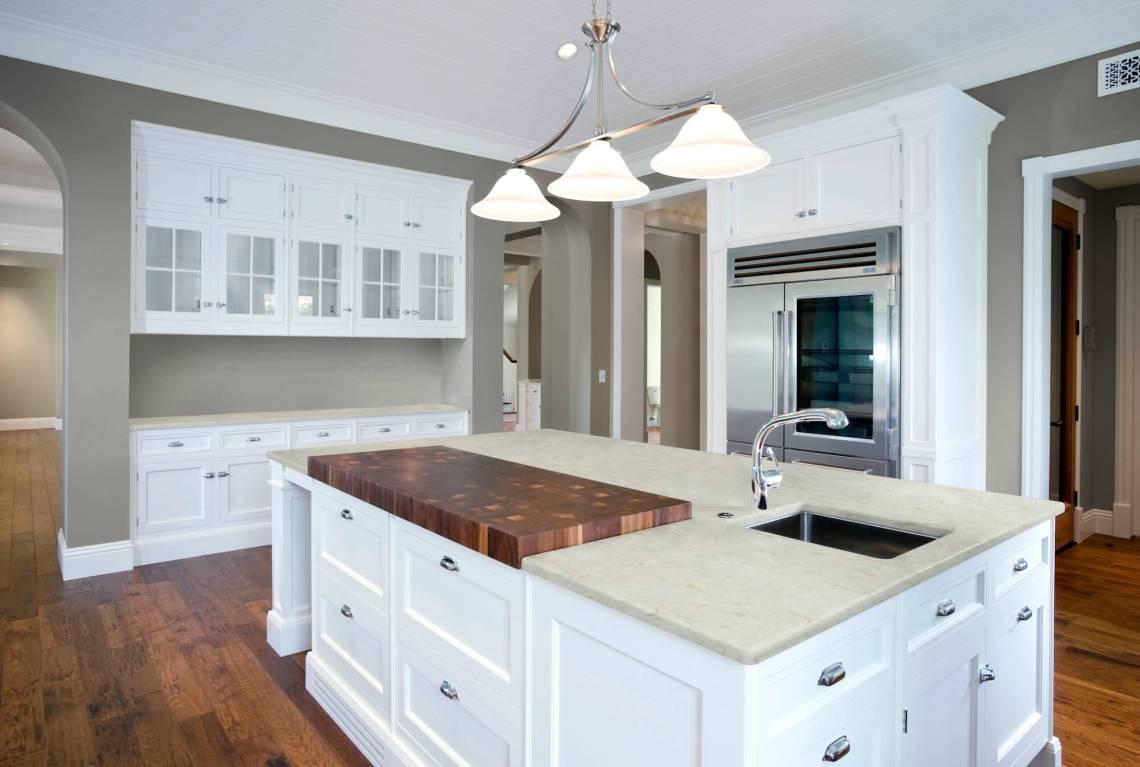 Plan de travail cuisine Quartz Silestone Cream Stone