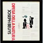 Joseph Beuys, stampa fotografica, 1984 cm 100x70. Courtesy Gino Battista
