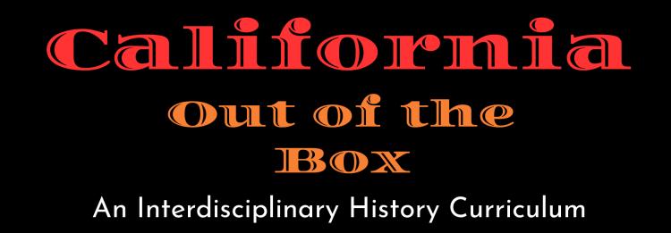 california history curriculum