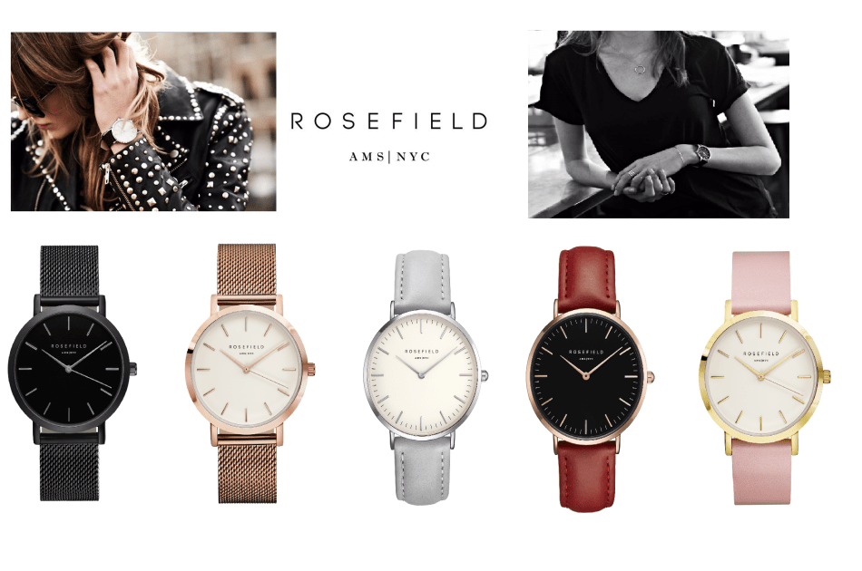 Rosefield Watches
