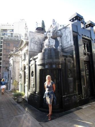 Buenos Aires, carrieslifestyle, Palermo, La Recoleta Cemetry
