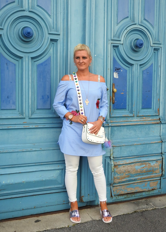 IdealofSweden-Cover-Handy-Valentino-Rockstud-Bagstrap-Dior-Bralette-Off-Shoulder-Blouse-White-Pants-carrieslifestyle-Tamara-Prutsch