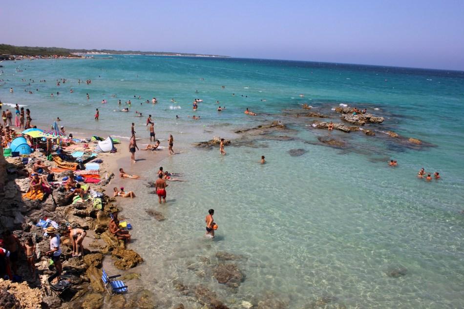 Baia-dei-Turchi-Otranto-Beach-Strände-Italien-Puglia-Apulien-Roadtrip-Reiseblog-carrieslifestyle-Tamara-Prutsch