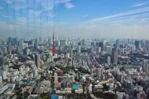Roppongi Hills-Tokyo-Skyline-View-Aussichtsplattform-carrieslifestyle-Tamara-Prutsch