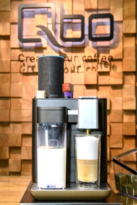 Qbo-Coffee-Alexa-Amazon-Blogger-Event-carrieslifestyle-Tamara-Prutsch