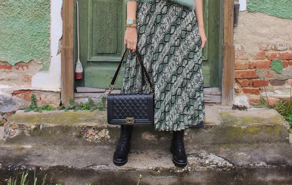 Snakeprint-Trend-Schlangemuster-Green-carrieslifestyle-Tamara-Prutsch