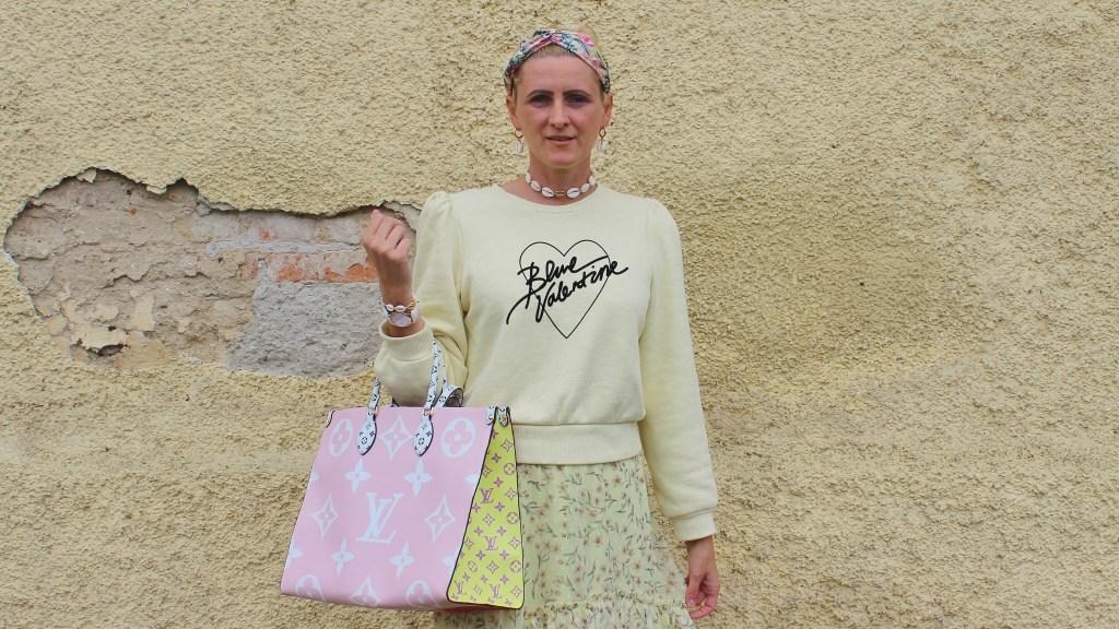 Gelb-Zitronengelb-Trend-2019-Louis-Vuitton-Bag-Onthego-Volantskirt-Yellow-carrieslifestyle-Tamara-Prutsch