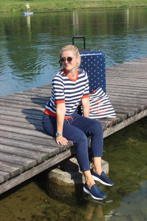 Style Ahoi Kollektion-Tchibo-Eduscho-Maritim Look-Maritime Styles-carrieslifestyle-Tamara Prutsch-Bloggerstyle-Sommerlook