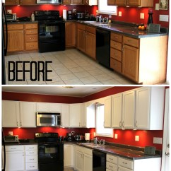 Painted Kitchen Cabinets From Home Depot How To Paint