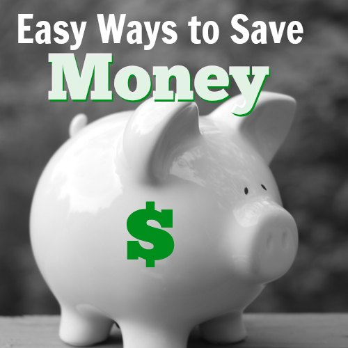 Easy ways to save money featured
