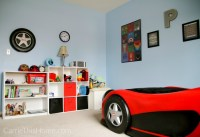 Big Boy Bedroom Design - Carrie This Home