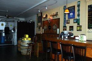 Bushwhackers Pub Interior