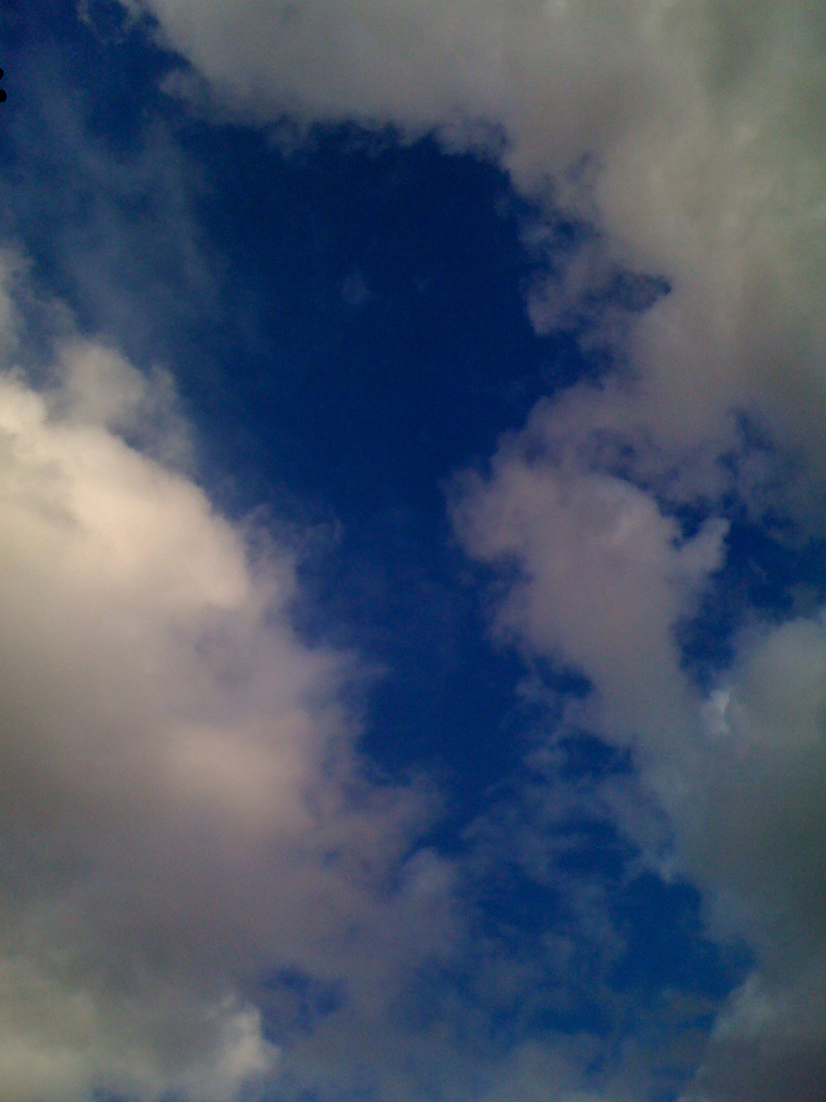 Sky's the limit, photo by Carrie Ure