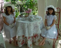 Barefoot Tea Party
